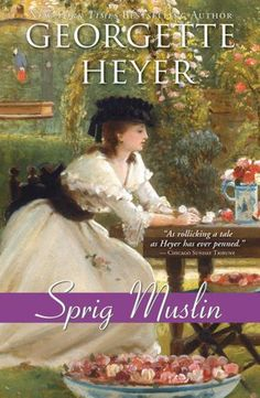 if you have not read a georgette heyer book... make the change.  this one is one of my favorites