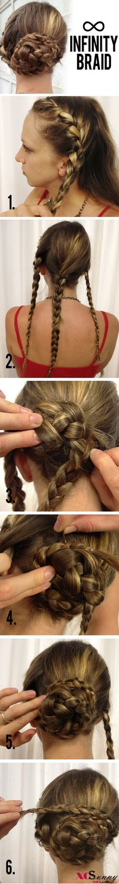 An Infinity Braid Tutorial That's Much Easier Than It Looks