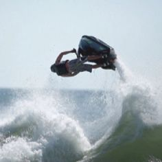My son Brian ripping it on his jet ski:) Jet Skies, Skiing, Fighter Jets, Pictures, Sick, Outdoors, Memes, Board, Sweet