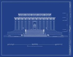 Reproduction blueprints for framing