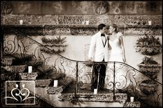 Gorgeous Wedding Photo Ops at Viscaya in Miami | Click to see Event Calendar and Availability