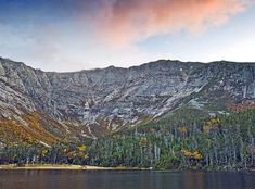 Chimney Pond, Baxter State Park The most enchanting, peaceful, powerful park to be discovered & respected