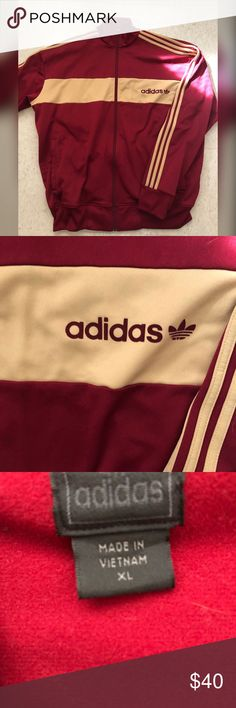 Vintage Adidas jacket In good condition size XL adidas Jackets & Coats