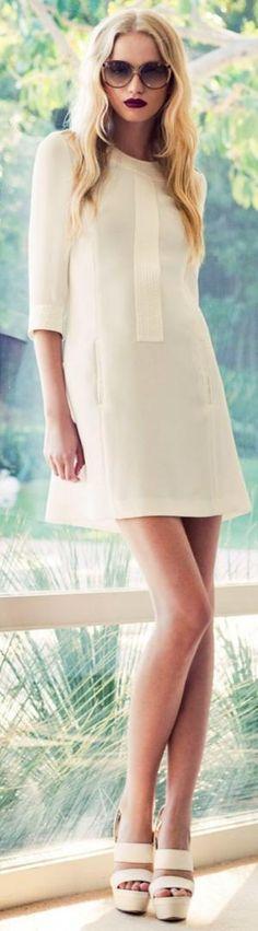Gorgeous dress by Rachel Zoe  women fashion outfit clothing style apparel @roressclothes closet ideas