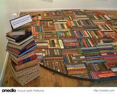 Kitap Tutkunlarını Baştan Çıkaracak 25 Dekorasyon Harikası - onedio.com