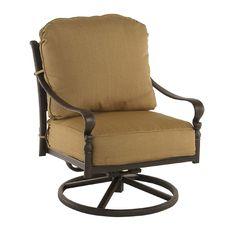 Manor Hi Back Swivel Chair
