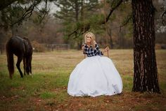 Country wedding dress <3 love this!!!