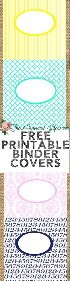 164 Best Binder Covers Images Organizations Teacher Binder Covers