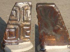 Colin_Pearson_BronzeColin Pearson Bronze ^5/6 100 Manganese Dioxide 10 Copper Oxide 10 China Clay