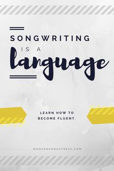 http://www.modernsongstress.com/blog/why-songwriting-is-a-language