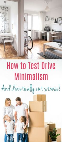 Have you ever considered becoming minimalist? Minimalism is the ultimate in simple living, but it seems so restrictive that most people feel they could never stick to it. Here is a genius way to test drive minimalism to see if it could work for you! Minimalist Kids, Becoming Minimalist, Minimalist Lifestyle, Minimalist Kitchen, Minimalist Interior, Minimalist Living, Minimalist Bedroom, Minimalist Decor, Small House Living