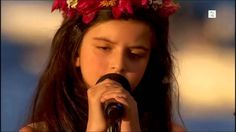 """Angelina Jordan, 8 years old, winner of Norway's """"You've Got Talent"""" sings """"Summertime"""""""