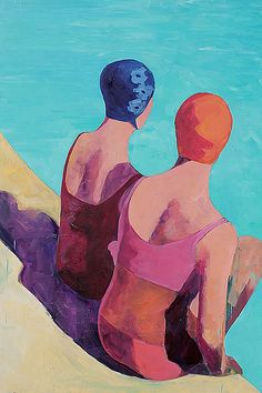 Tracey Sylvester Harris | Paintings | Look of Love | Skidmore Contemporary Art