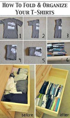 18 dicas de organização do Pinterest para arrumar de vez a sua bagunça