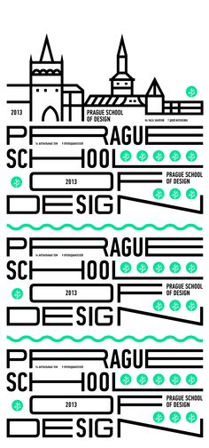 Prague School of Design/ summer - kulachek