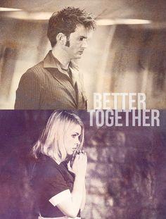 better together.