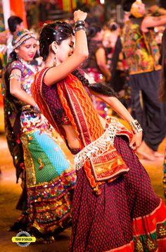 Garba dance, India