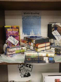 Winter Reading at North Park Public Library