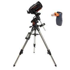 "Celestron Advanced VX 6"" Schmidt-Cassegrain Telescope Bundle w/Skyportal WiFi"