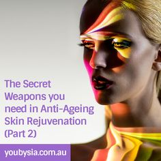 The Secret Weapons You Need in Anti-Ageing Skin Rejuvenation Part 2 – Guest Blogger @olsonwells writes: In my next lunchtime skin rejuvenation session at You By Sia, I tried #MicrosonicFacial, #BioLightTherapy + #CosmeticTeethWhitening to address my skin concerns – and they worked! READ MORE https://www.you-bysia.com.au/?p=2087 @YouBySia