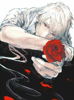 A rose to represent your beauty my princess~