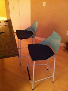 Blu Dot Chairs, Minneapolis