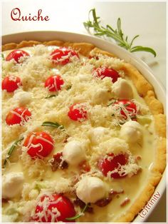 Quiche, Oatmeal, Bacon, Food And Drink, Pie, Favorite Recipes, Cooking, Breakfast, Desserts