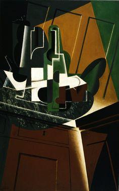 Juan Gris - The Sideboard