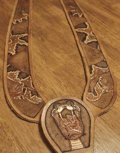 Pulling style custom breast collar by Rockin B's