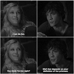 Bellarke AU || The 100 || Bellamy Blake and Clarke Griffin || Bob Morley and Eliza Jane Taylor