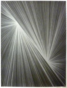 Lothar Götz 'Mirror Image' (802–13) unique lithograph from a series of 34 variant monoprints, each: 59×44.5cm on Munken Pure, 2015