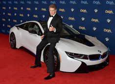 BMW Partners with the Directors Guild of America for the 70th Annual Directors Guild Awards. #BMW #I12 #i8 #Coupe #eDrive #DavidHasselhoff #SheerDrivingPleasure #iPerformance #GreenCity #Tuning #Electric #Burn #Blue #Provocative #Eyes #Sexy #Hot #Badass #Live #Life #Love #Follow #Your #Heart #BMWLife