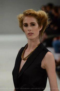 2013 Silk Jumpsuit, Peplum Jacket, Ruffle Shirt, Color, Collection, Design, Style, Fashion, Colour