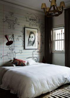 Robots - inspiration wallmurals, interiors gallery• PIXERSIZE.com