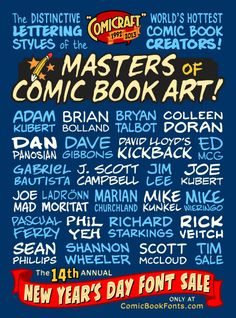 Comic Book Font, Comic Books Art, Mike And Mike, The Creator, Fonts, Lettering, Comics, Designer Fonts, Types Of Font Styles