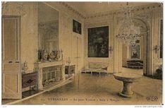 La visite du Petit Trianon: La salle à manger - Page 2