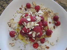 Berry Almond French Toast from pg 99 in S.A.S.S! Yourself Slim