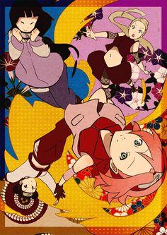 Anime Naruto, Tenten Naruto, Naruto Funny, Naruto Girls, Naruto Art, Naruto Shippuden Anime, Anime Manga, Sasuke, Naruhina
