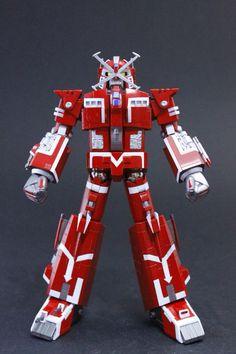 Big Dai X by Dynamite Toys