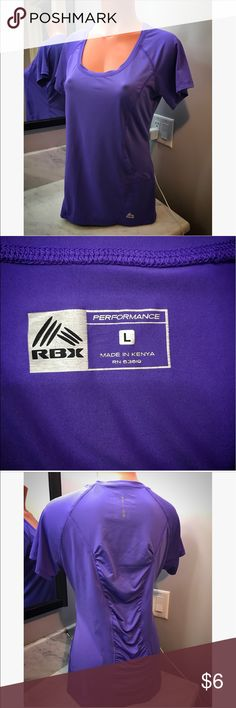 RBX tshirt RBX work out tshirt , excellent condition RBX Tops Tees - Short Sleeve