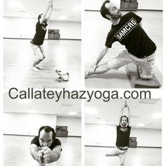 Secuencia de #asanas de #yoga para #virabhadrasana3  https://callateyhazyoga.com/blog/secuencia-de-yoga-virabhadrasana-3/