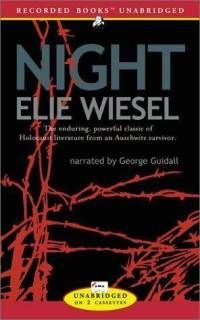 How does Elie Wiesel's character deteriorate throughout the book Night?