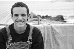 Fotografía, sonrisa, jardinera y mar <3