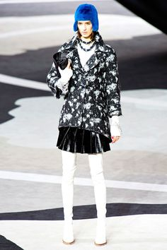 Chanel - Pret A Porter Paris FALL 2013