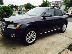 My new beauty Audi Q5