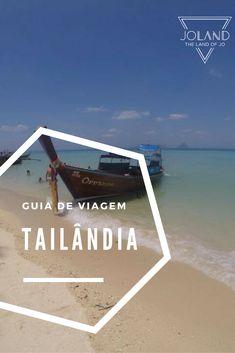 Um Guia de Viagem repleto de dicas úteis sobre a Tailândia para planeares a tua próxima viagem!