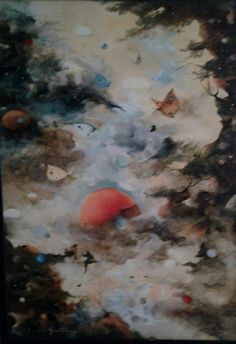 Ölmedi onlar yaşıyor  Oilpaintingoncanvas  Painter.Selim Güventürk  50x70 cms.dim.  Ankara, Atolyeden