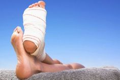 We've all sprained or twisted our ankle at some point. Check out some great advice from our resident CPed (certified pedorthist) on how to get back up and running in no time.  #StayConnected www.juil.com