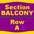 #Ticket  1-6 TICKETS 10/29/16 The Book Of Mormon Uihlein Hall Marcus Center For The Perfo #Canada