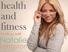 Healthy Living Tips with Natalie Langston http://stylustmagazine.com/healthy-living-tips-with-natalie-langston/